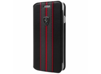 Ferrari FEURFLBKPXBKR book iPhone X czarny Off Track