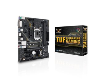 Asus TUF H310M-PLUS GAMING 2DDR4 HDMI/DVI/M.2 uATX