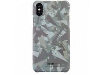 Holdit Etui Camo iPhone X