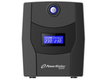 PowerWalker UPS Line-Interactive 2200VA STL FR 4x PL 230V, USB, RJ11/45      In/Out