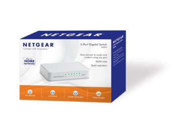 Netgear Switch Unmanaged 5xGE - GS205