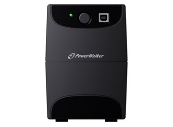 PowerWalker UPS LINE-INTERACTIVE 650VA 2X 230V PL OUT, RJ11     IN/OUT, USB