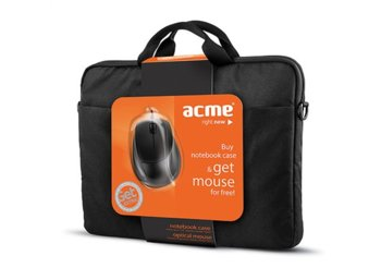 ACME Europe Tobra na laptop 16 cali 16M37 + mysz MS13