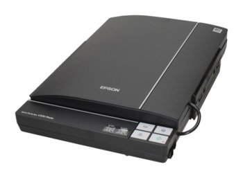 Epson Skaner płaski V370   A4 Photo/USB/LED ReadyScan