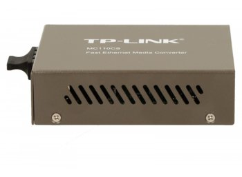 TP-LINK MC110CS media konwerter 10/100 Single-mode