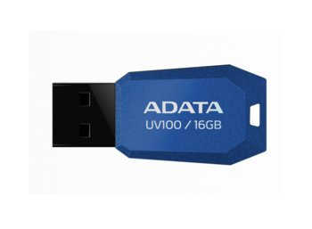 Adata DashDrive UV100 16GB USB2.0 niebieski- mini