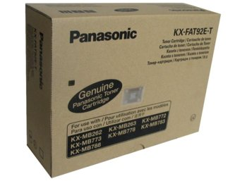 Panasonic Toner KXFAT92E-T Trojpak do KX-MB773PD/783 3szt 3x2000str