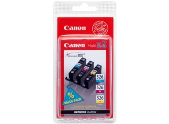 Canon ColorPack CLI526 CLI-526CMY