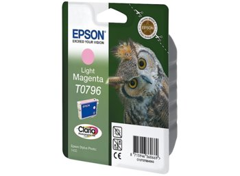 Epson Tusz T0796 Light Magent Stylus Photo 1400