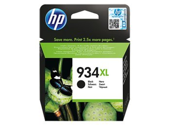 HP Tusz nr 934XL  - C2P23AE Black
