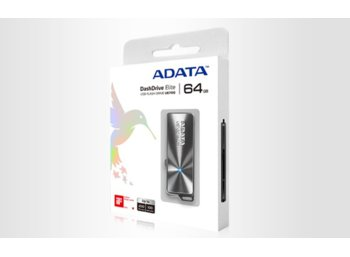 Adata Dashdrive Elite UE700 64GB USB3.0 Aluminium 200MB / 100MB