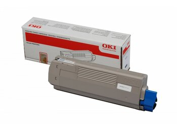 OKI Toner BLACK 8k  do C610/N/DN/DTN   44315308