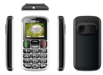 Maxcom 461 BB Poliphone/Big button