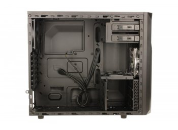Corsair Carbide SPEC-02 Windowed Czarny/Czerwony Mid-TOWER