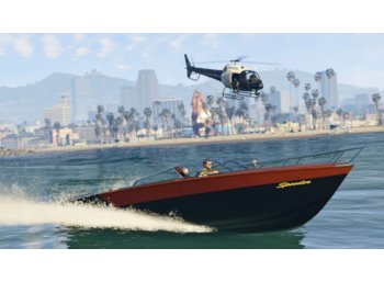 Cenega Grand Theft Auto V PC