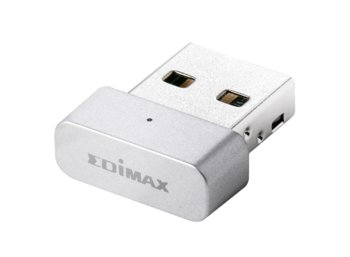 Edimax Technology EW-7711MAC AC450 WiFi USB 2.0 nano size M