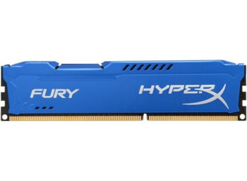 HyperX DDR3  Fury  4GB/ 1600 CL10