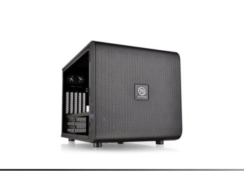 Thermaltake Core V21USB 3.0 Window (200mm), czarna