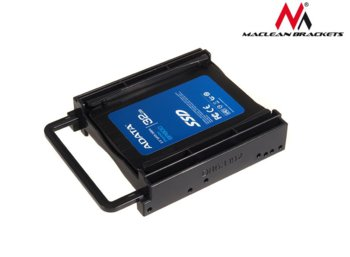 Maclean Adapter HDD/SSD sanki 3,5na2,5 2dyski MC-653