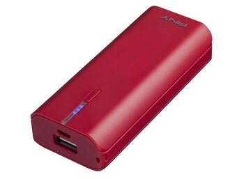 PNY PowerPack T5200 Red P-B5200-2TKR1-RB