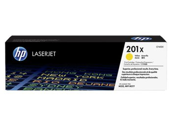 HP Inc. Toner  201X Yellow 2.3K CF402X