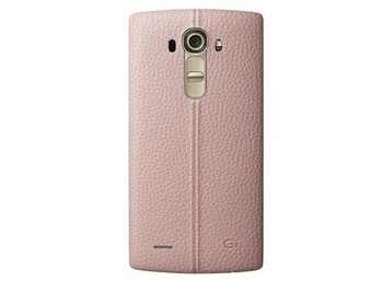 LG Electronics Leather batterycover CPR-110 Pink do G4