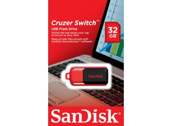 SanDisk Cruzer Switch 32GB
