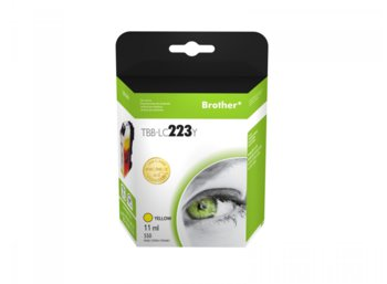 TB Print Tusz do Brother LC223 Yellow TBB-LC223Y