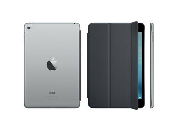 Apple Nakładka iPad mini 4 Smart Cover - grafitowa MKLV2ZM/A