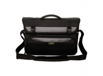 "Targus CityGear 10-14"" Laptop Messenger Black"