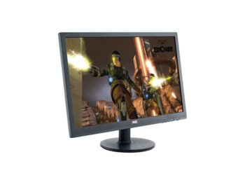 AOC Monitor 24 G2460FQ LED DVI HDMI DisplayPort AMD FreeSync Głośniki