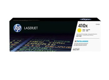 HP Toner 410X Yellow 5k CF412X