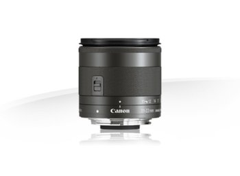 Canon EF-M 11-22MM 4.0-5.6 IS STM 7568B005AA