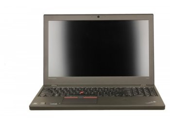 "Lenovo ThinkPad T550 20CJS1PV00 Win7Pro & Win10Pro 64bit i5-5300U/8GB/500GB/HD5500/6c/15.6"" FHD, WWAN Ready/3 Years Carry In"