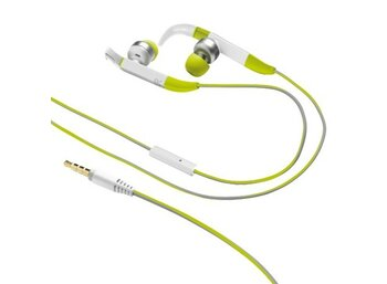 Trust UrbanRevolt Fit In-ear Sports Headphones - green