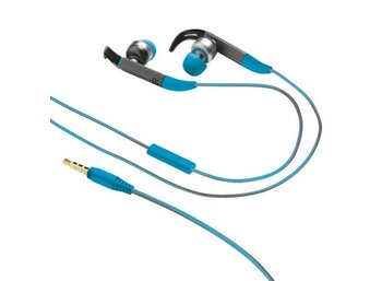 Trust UrbanRevolt Fit In-ear Sports Headphones - blue
