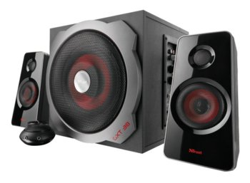 Trust GXT 38 2.1 Ultimate Bass Speaker Set