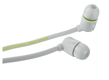 Trust UrbanRevolt Duga In-Ear Headphone - white