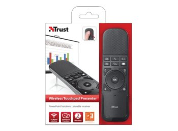 Trust Wireless Touchpad Presenter