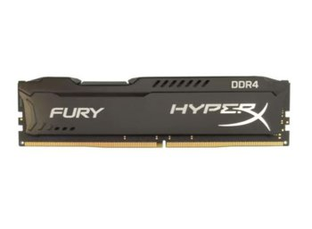 HyperX DDR4 Fury Black 16GB/2400 CL15