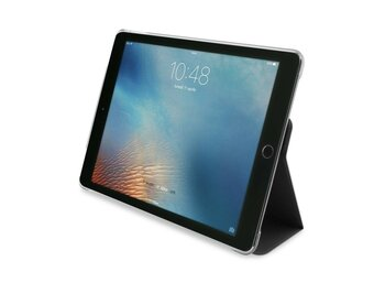 "PURO Zeta Slim - Etui iPad Pro 9,7""/Air 2 w/Magnet & Stand up (czarny)"