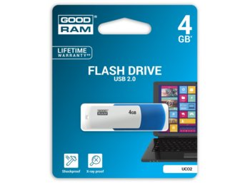 GOODRAM COLOR MIX 4GB USB2.0 MIX