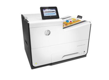 HP Inc. PageWide Ent Color 556dn G1W46A