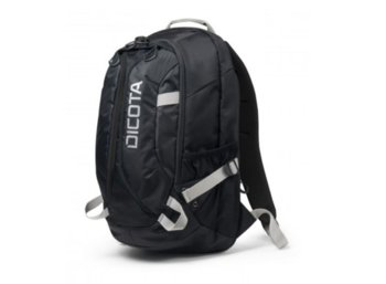 DICOTA Backpack Active XL 15-17.3'' black/black