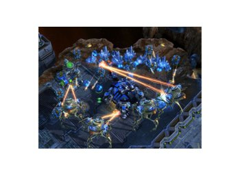Blizzard StarCraft II - Battle Chest PC (WOL,HOS,LOTV)