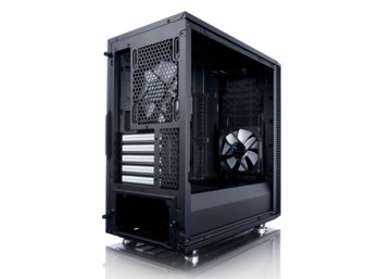 Fractal Design Define Mini C 3,5'HDD/2.5'SDD uATX/ITX Black