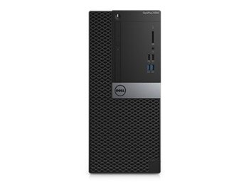 Dell Optiplex 5050MT Win10Pro i5-7500T/256GB SSD/8GB/DVDRW/HD630/3Y NBD