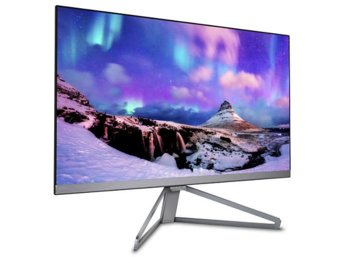 Philips Monitor 23.8 245C7QJSB IPS DisplayPort Szary