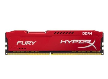 HyperX DDR4 Fury Red 16GB/2666 CL16