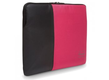 Targus Pulse 13-14'' Laptop Sleeve - Black/Rouge Red